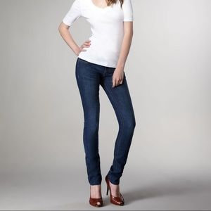 DL1961 Kate Slim Straight Jeans in Liberty